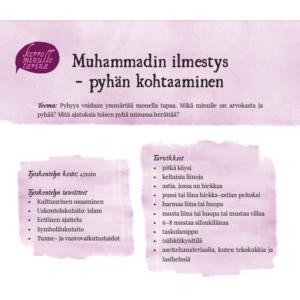 Muhammadin ilmestys - pyhän kohtaaminen